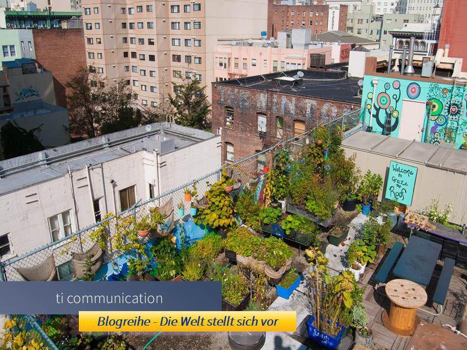 """""""Urban Gardening"""" oder die Entstehung Interkultureller Gärten"""