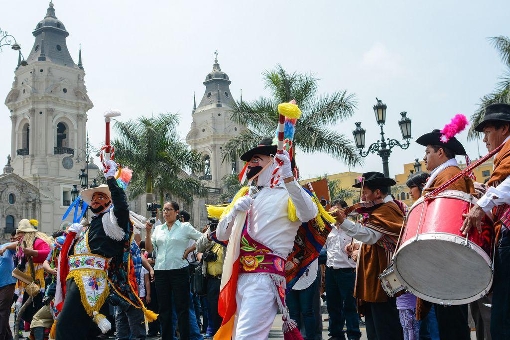 Reisebericht zur interkulturellen Sicherheit in Lima und Bogotá