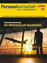 Personalwirtschaft 05/2014 extra: Sonderheft zum Thema Auslandsentsendung beim Mittelstand