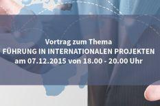 """GPM zu Gast bei ti communication: Anna Corbett über """"Führung in internationalen Projekten"""" am 07.12.2015 in unseren Büroräumen"""