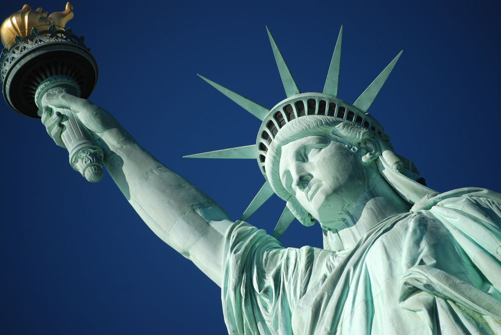 USA---American-Symbol---Statue-of-Liberty