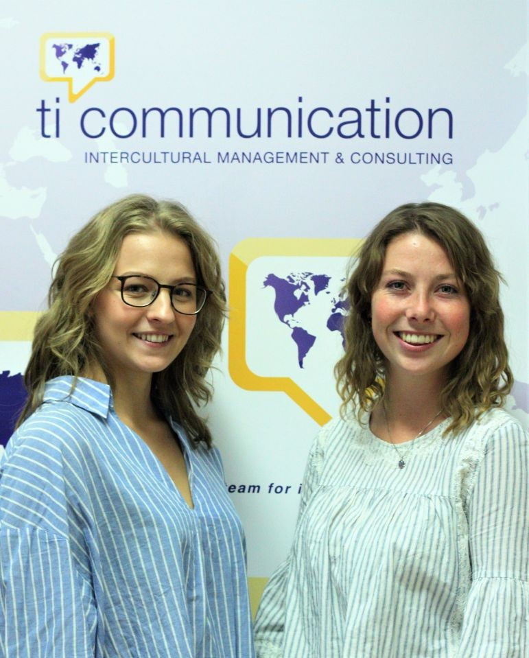 Neue Gesichter bei ti communication
