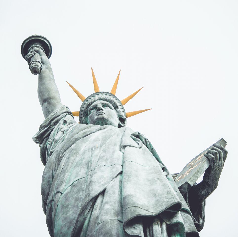 USA_Freiheitsstatue