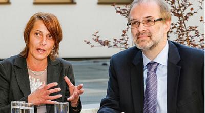 Internationalisierung braucht Struktur - Interview mit Gerhard Hain und Anna Corbett