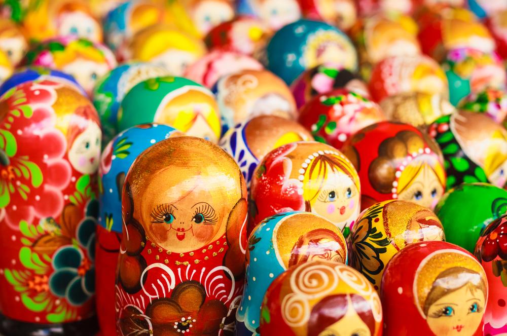 Nichtstun im kulturellen Fokus - Rastlosigkeit in Russland