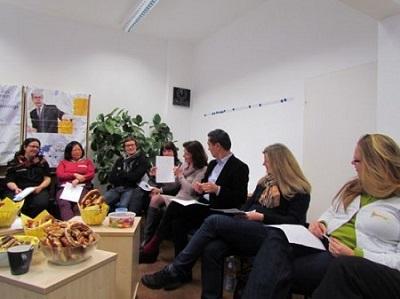 ti communication Trainerinnen und Trainer zu Gast in Regensburg – Der Trainertreff 2014