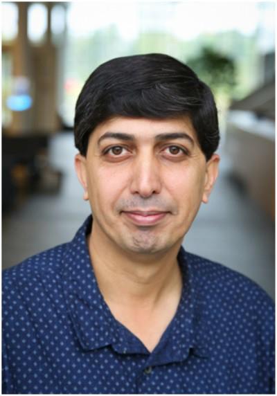 eMag-Porträt: Ashish Kumar