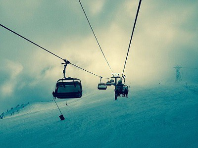 Skifahren mit Meerblick - Die außergewöhnlichsten Skigebiete der Welt